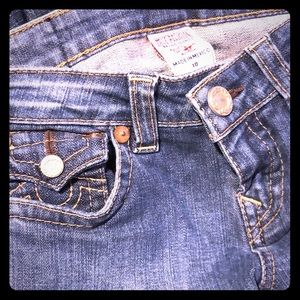 True Religion kids denim jeans size 10